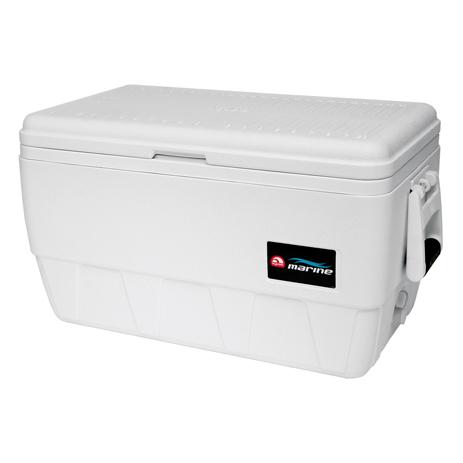 Φορητό Ψυγείο Igloo Marine Ultra 48 45lt Άσπρο khpos outdoor camping epoxiaka camping cygeia