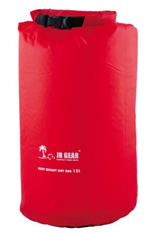 Σάκος Στεγανός JR Gear 30lt Light Weight Κόκκινο (12691)