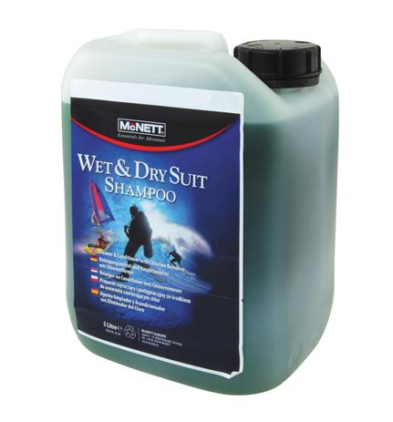 Καθαριστικό Σαμπουάν για Στολές McNett Wet Suit & Dry Suit Shampoo 5lt khpos outdoor camping epoxiaka camping ajesoyar camping