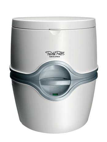 Χημική Τουαλέτα Thetford Porta Potti Excellence με Χειροκίνητη Αντλία khpos outdoor camping epoxiaka camping xhmikes toyaletes