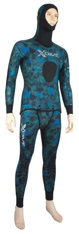 Στολή Κατάδυσης XDive Neptune Elite 5mm M/3 paixnidia hobby diving stoles katadyshs