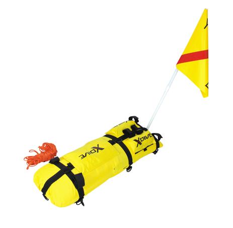 Σημαδούρα XDive Genius - PVC Με Κάλυμμα Nylon paixnidia hobby diving ajesoyar