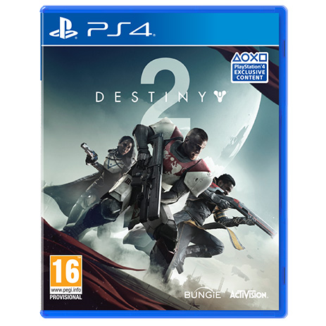 Destiny 2 - PS4 Game gaming games paixnidia ps4