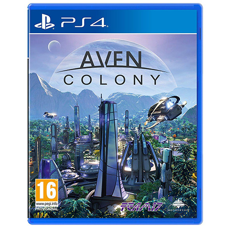 Aven Colony - PS4 Game gaming games paixnidia ps4