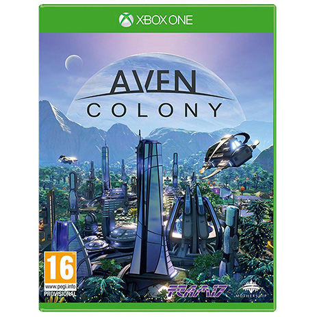 Aven Colony - XBox One Game gaming games paixnidia xbox one