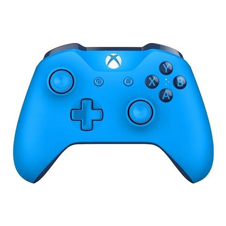 Χειριστήριο Ασύρματο Microsoft Blue Wireless WL3-00020 - Xbox One Controller gaming perifereiaka gaming xbox one xeiristhria
