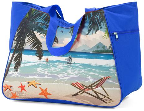 Τσάντα Θαλάσσης Benzi BZ5001 Μπλε khpos outdoor camping epoxiaka camping tsantes ualasshs