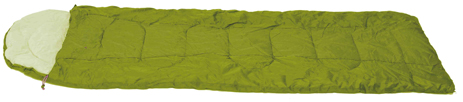 Υπνόσακος Campus Fuego 210-0522-6 Πράσινος khpos outdoor camping epoxiaka camping ypostromata ypnosakoi