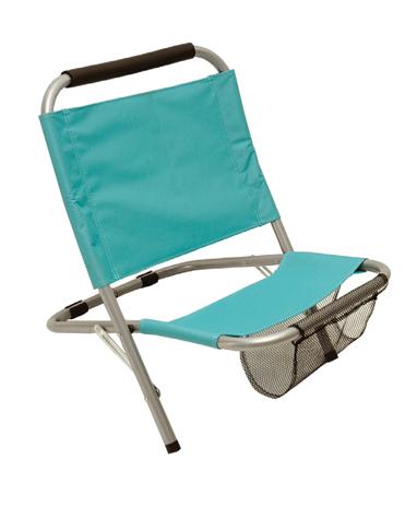Καρεκλάκι Μεταλλικό Polyester 600D 142-4132-1 Μπλε khpos outdoor camping epoxiaka camping karekles paralias