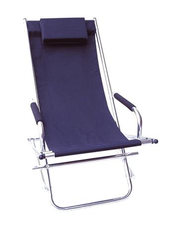 Καρέκλα Rockingchair Polyester 151-8994-1 Μπλε khpos outdoor camping epoxiaka camping ajesoyar camping