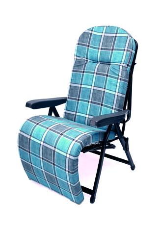 Πολυθρόνα-Κρεβάτι Μεταλλική 152-0118-1 Μπλε khpos outdoor camping khpos beranta epipla khpoy