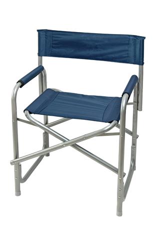 Πολυθρόνα Σκηνοθέτη Μεταλλική Polyester 600D 152-2717-1 Μπλε khpos outdoor camping epoxiaka camping karekles paralias