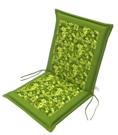 Μαξιλάρι Χαμηλή Πλάτη Διπλής Οψης 35-30308 Λαδι-Floral