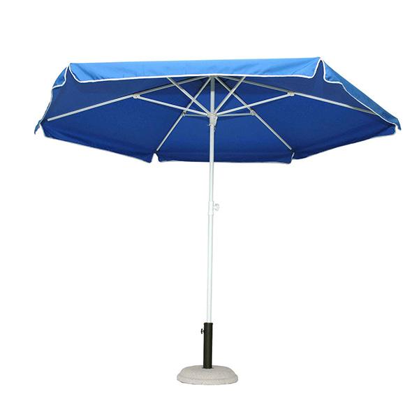 Ομπρέλα Βεράντας-Θαλάσσης 2,50m 372-5480-1 Μπλε khpos outdoor camping khpos beranta epipla khpoy