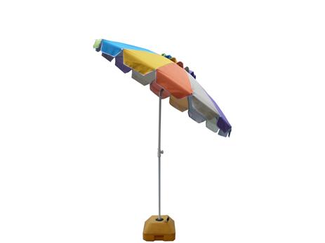 Ομπρέλα Βεράντας-Θαλάσσης 2,2m 371-2525-22 Πολύχρωμη khpos outdoor camping khpos beranta epipla khpoy