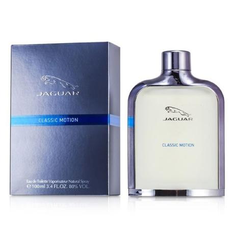Jaguar Classic Motion Eau de Toilette 100ml fashion365 aromata andrika aromata