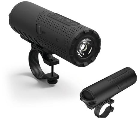 Φορητό Bluetooth Ηχείο & Φακός Ποδηλάτου με SD & Radio Akai ABTS-N01 hlektrikes syskeyes texnologia perifereiaka ypologiston hxeia