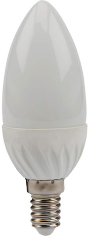 Λαμπτήρας Led E14 Olympia C37 3W hlektrikes syskeyes texnologia hlektrologikos ejoplismos lampthres led