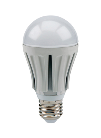 Λαμπτήρας Led E27 Olympia LED A60 10W hlektrikes syskeyes texnologia hlektrologikos ejoplismos lampthres led