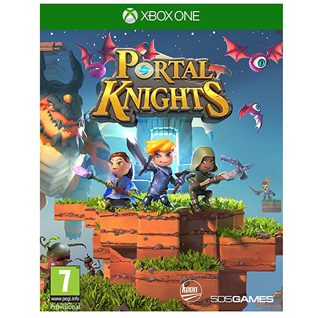 Portal Knights - XBox One Game gaming games paixnidia xbox one