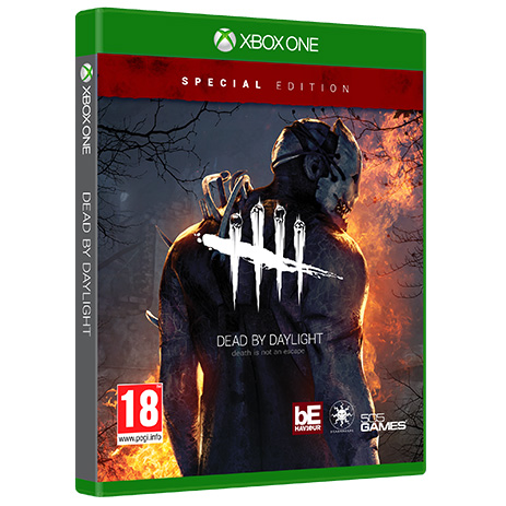 Dead By Daylight - XBox One Game gaming games paixnidia xbox one