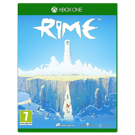 Rime - XBox One Game gaming games paixnidia xbox one