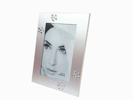 Κορνίζα Αλουμινίου Diamond 9x13cm Home&Style 39359233-48