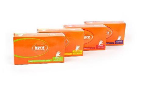 Γάντια Ιατρικά XSmall 100 τεμ 02585605-10 spiti ergaleia kauarismoy gantia