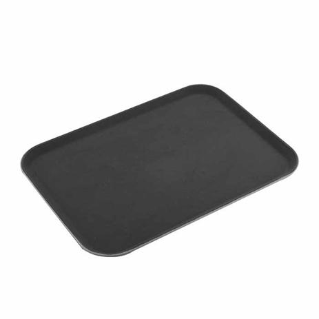 Δίσκος Σερβιρισματος Fiberglass Αντιολισθητικός Ορθογώνιος 66 x 45cm Home&Style 7351826-6