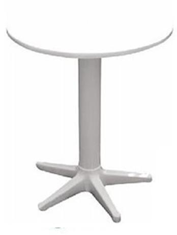 Τραπέζι Πλαστικό Στρογγυλό Φ60 ET Plast 09300901 khpos outdoor camping khpos beranta epipla khpoy