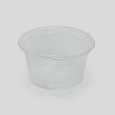 Μπωλ Πλαστικό Styrolux Διάφανο 250ml 40τεμ 127875-25 spiti eidh mias xrhshs analosima