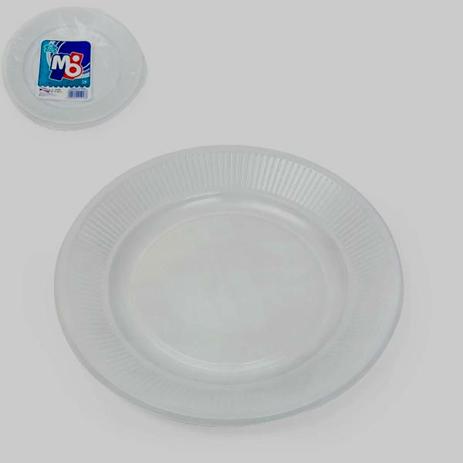 Πιάτο Φρούτου Μιας Χρήσης Σετ 20 τεμ 195mm 127917-50