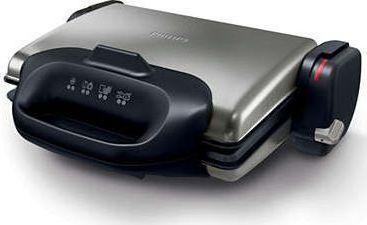 Τοστιέρα Philips HD4468/90 hlektrikes syskeyes texnologia oikiakes syskeyes tostieres gkrilieres