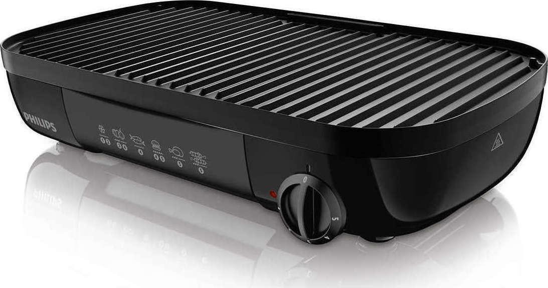 Επιτραπέζιο BBQ Philips HD6321 hlektrikes syskeyes texnologia oikiakes syskeyes hlektrikes esties bbq