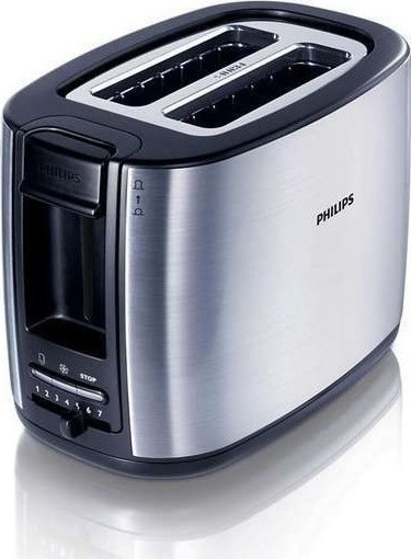 Φρυγανιέρα Philips HD2628/20 Inox