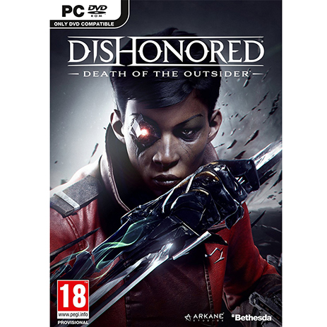 Dishonored Death of the Outsider - PC Game gaming games paixnidia pc
