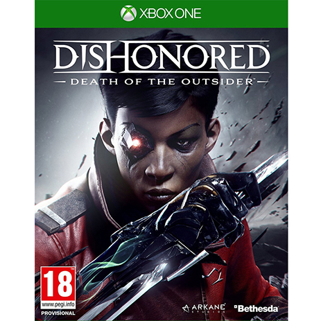 Dishonored Death of the Outsider - XBox One Game gaming games paixnidia xbox one