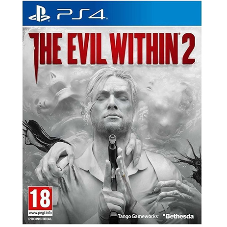 The Evil Within 2 - PS4 Game gaming games paixnidia ps4