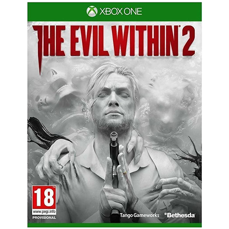 The Evil Within 2 - XBox One Game gaming games paixnidia xbox one