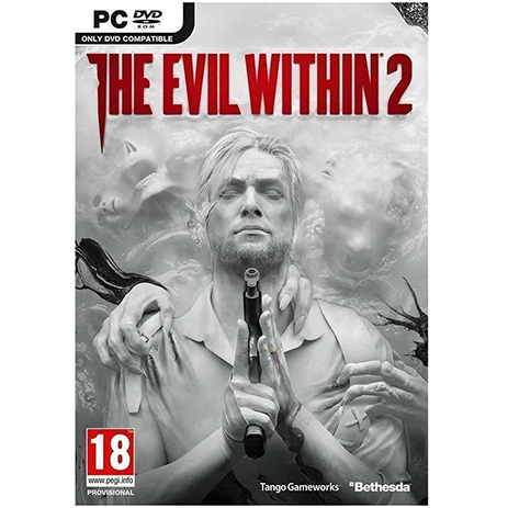 The Evil Within 2 - PC Game gaming games paixnidia pc