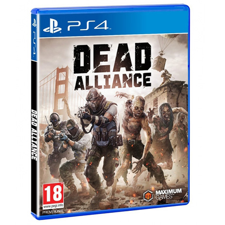 Dead Alliance - PS4 Game gaming games paixnidia ps4