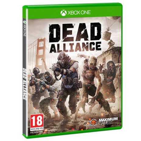 Dead Alliance - XBox One Game gaming games paixnidia xbox one