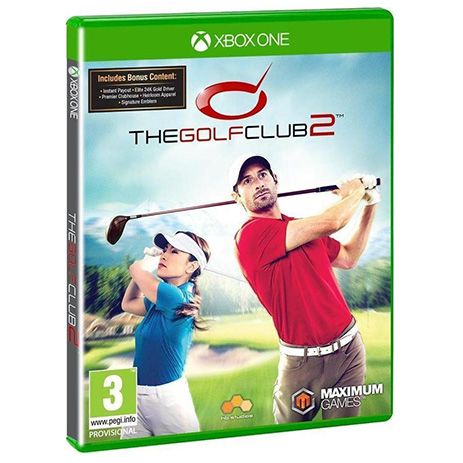 The Golf Club 2 - XBox One Game gaming games paixnidia xbox one