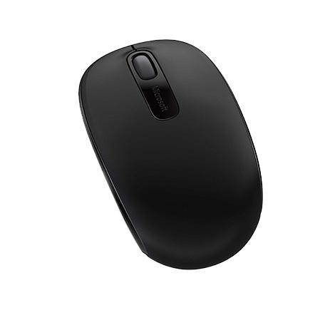 Mouse Microsoft Mobile 1850 Black hlektrikes syskeyes texnologia perifereiaka ypologiston pontikia