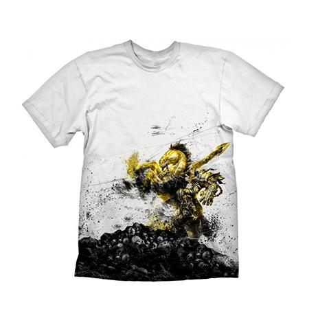 Gaya Darksiders T-Shirt The Horseman Large (GE1793L) gaming syllektika paixnidion mployzes t shirts