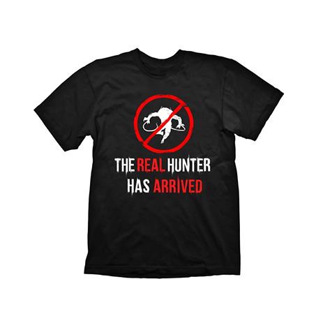 Gaya Dying Light T-Shirt The Real Hunter Medium (GE1797M) gaming syllektika paixnidion mployzes t shirts