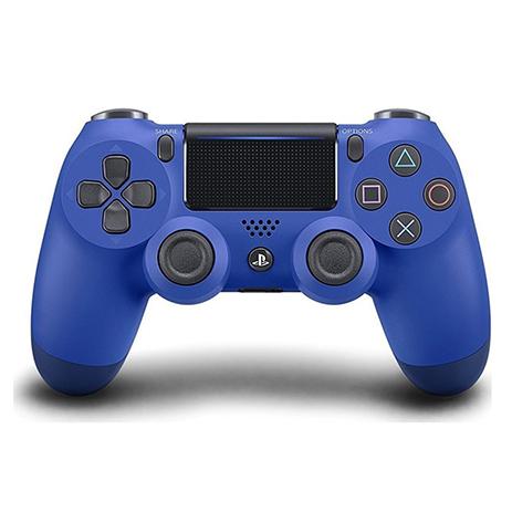 Χειριστήριο Ασύρματο Sony DualShock 4 V2 Μπλε - PS4 Controller gaming perifereiaka gaming ps4 xeiristhria