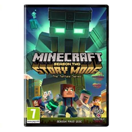 Minecraft Story Mode: Season 2 - Season Pass Disc - PC Game gaming games paixnidia pc