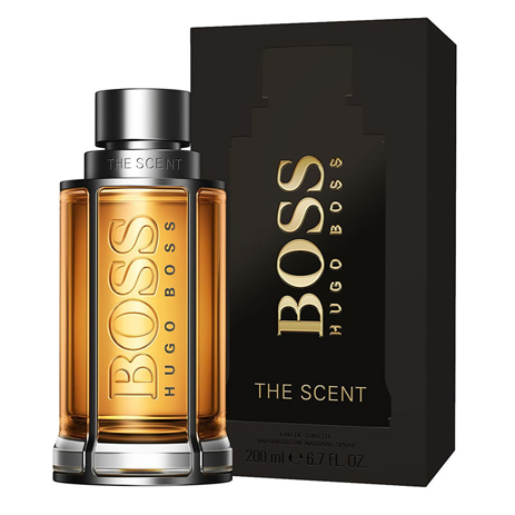 Hugo Boss The Scent Eau de Toilette 100ml fashion365 aromata andrika aromata