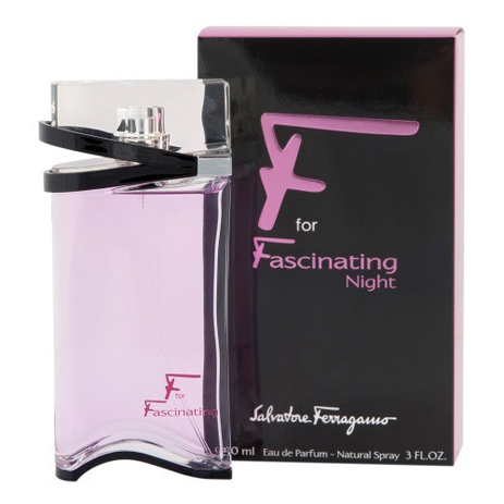 Salvatore Ferragamo F For Fascinating Night Eau de Parfum 90ml fashion365 aromata gynaikeia aromata